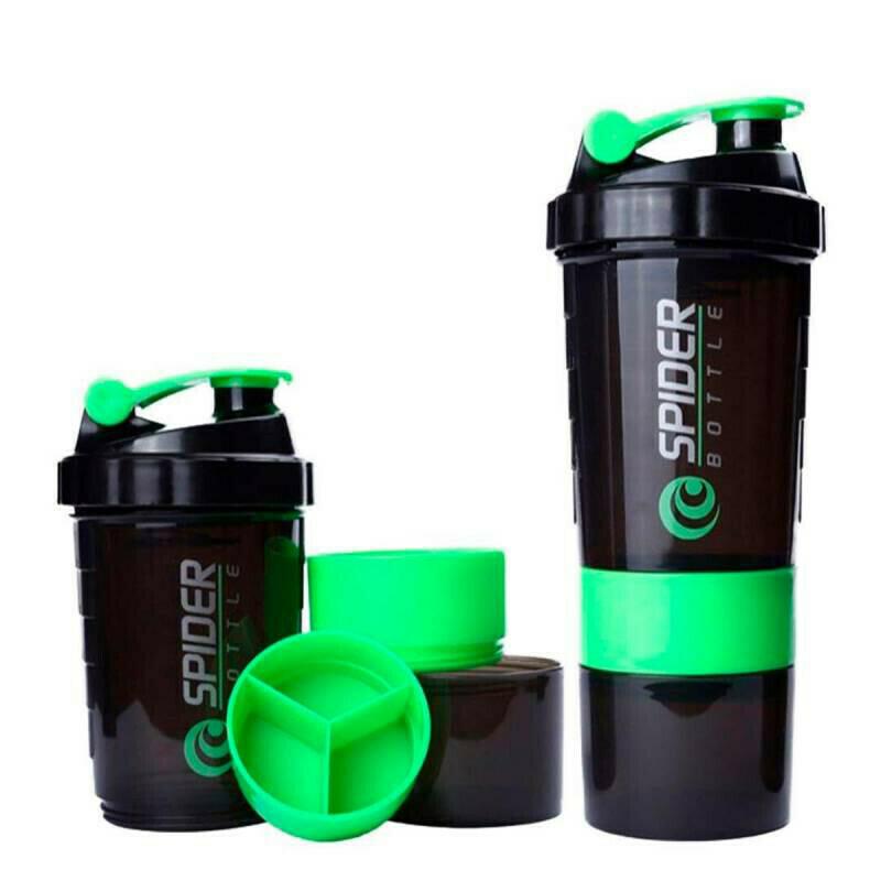 Pachon Spider Bottle - Verde