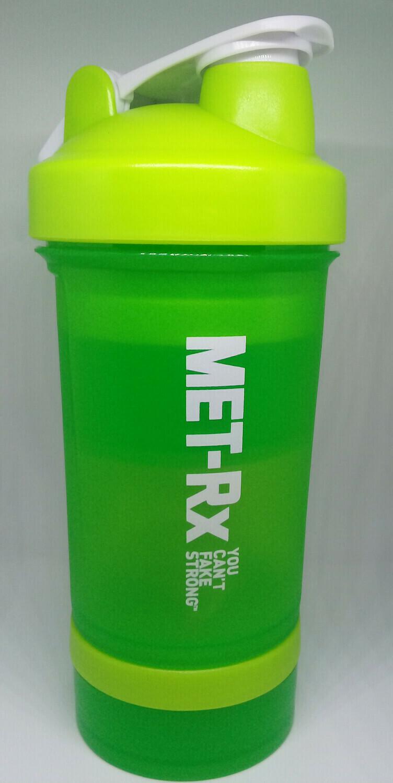 Pachon Shaker Met-Rx - Verde
