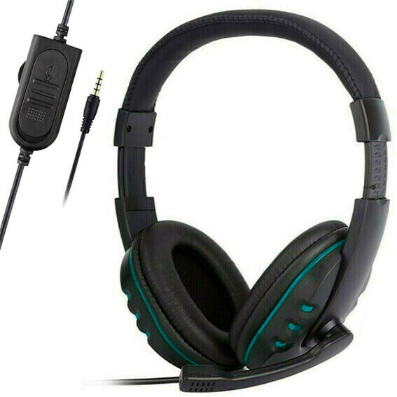 Audifono Gaming 3.5mm