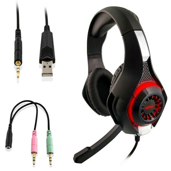 Audifono Gaming y chat Nyko