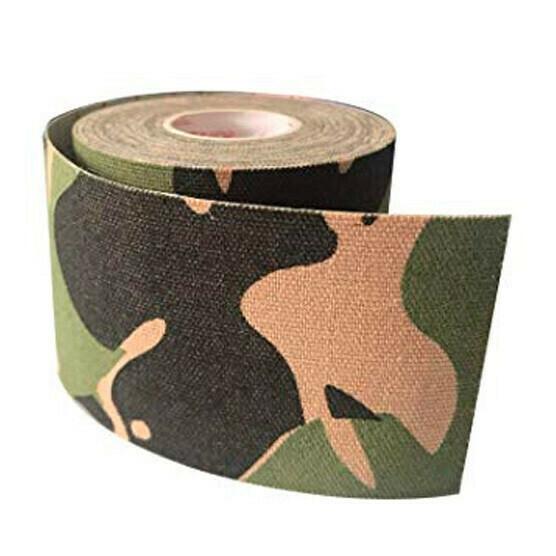 Kinesio Tape Camo