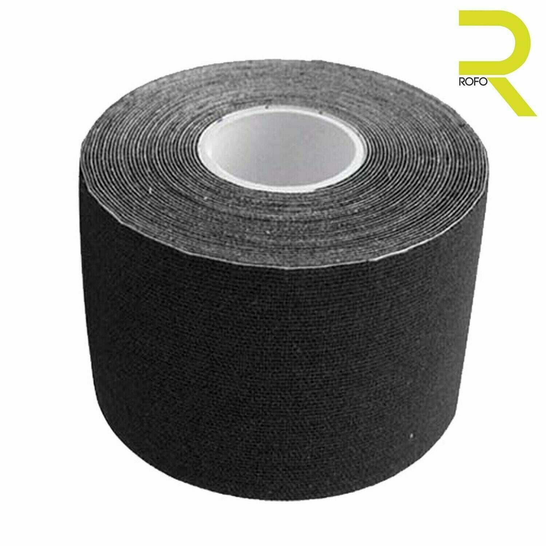 Kinesio Tape (5 metros) - Negro