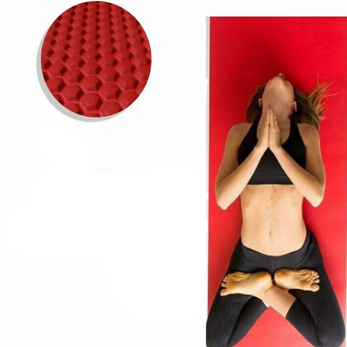 Yoga Mat 7mm - Rojo