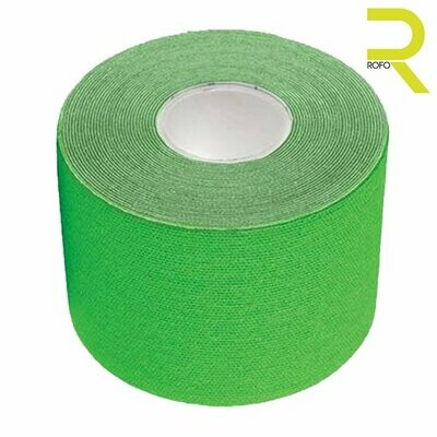 Kinesio Tape (5 metros) - Verde