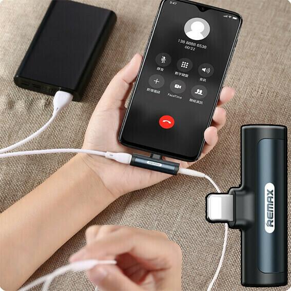 Adaptador Iphone audio y micro 3.5