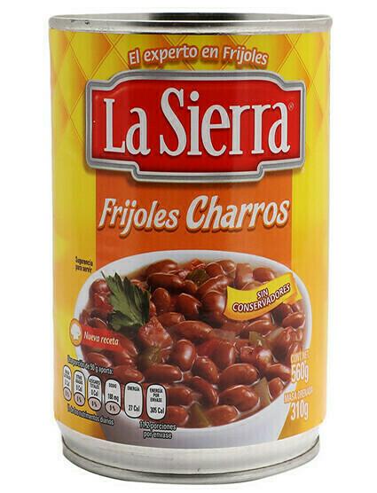 Frijoles Charros 560Gr