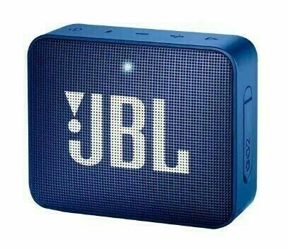 JBL Bocina Bluetooth GO2 Azul