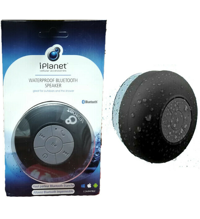 Bocina Bluetooth impermeable
