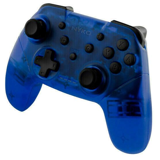 Switch Control Inalambrico Azul  (Nyko)