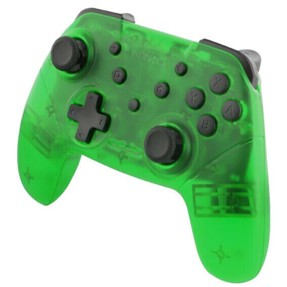 Switch Control Inalambrico Verde (Nyko)