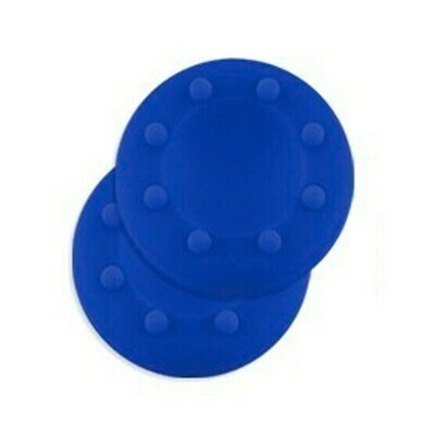PS4 Gomitas para Control (2 unidades) - Azul