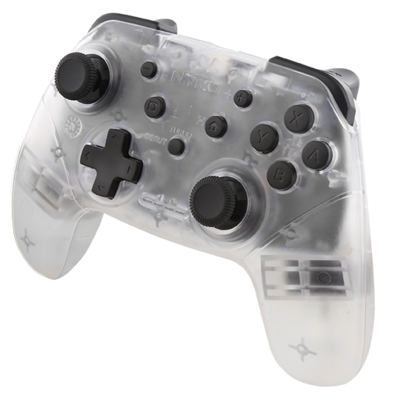 Switch Control Inalambrico Cristal (Nyko)