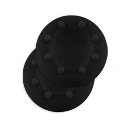 PS4 Gomitas para Control (1 par) Negro