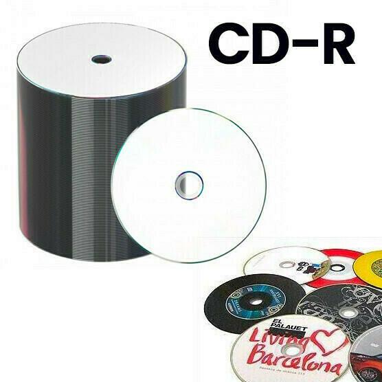 CD Imprimible 52x (X50) Printable