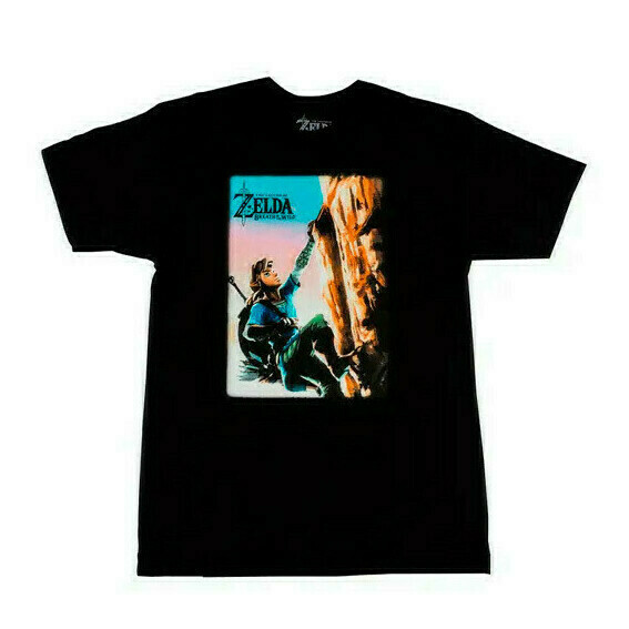 Tshirt Original Zelda Link Medium