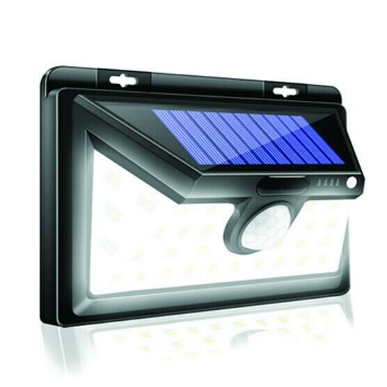 Lampara solar LED 52 Luces