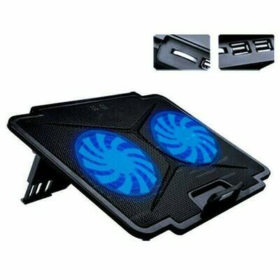 Enfriador y base Laptop 16 Pulgadas