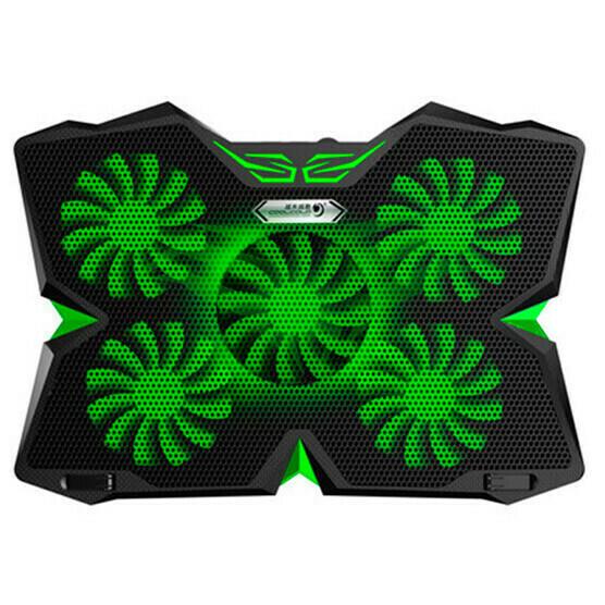 Enfriador y base Laptop Gaming 17 Pulgadas