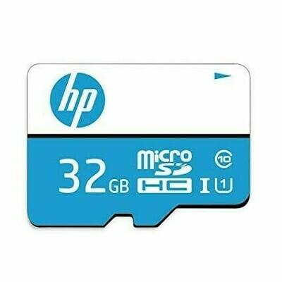 Memorias Micro SD 32GB HP