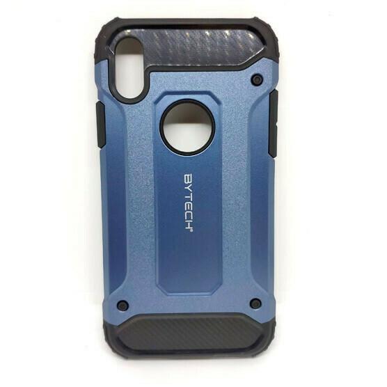 Protector para Iphone x Azul