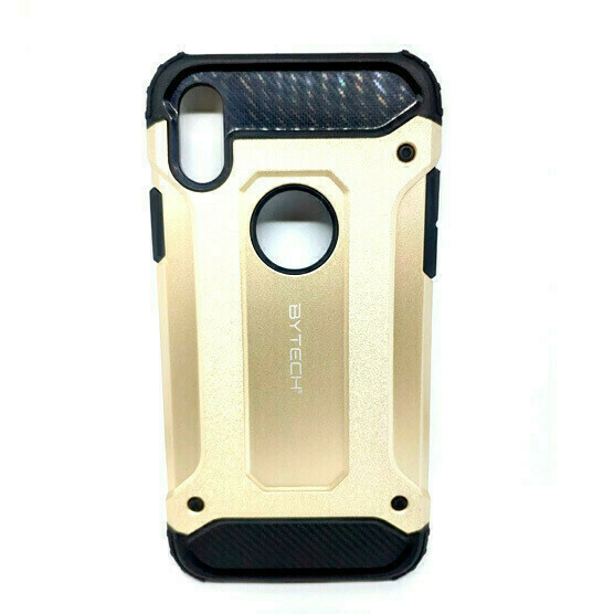 Protector para Iphone x Dorado