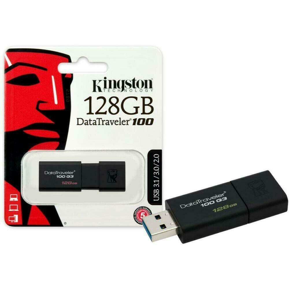 Memoria USB 128GB Kingston 3.1