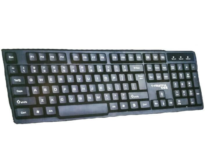 Teclado USB K-100