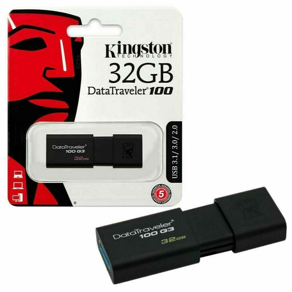 Memoria 32 GB Kingston 3.1