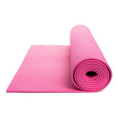 Yoga Mat 3mm - Rosado
