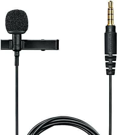 Microfono de Solapa