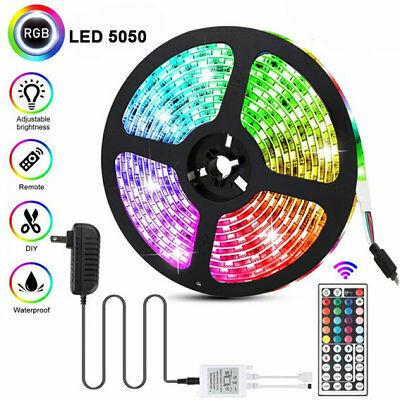 Tira RGB LED Extra potente 5050