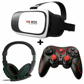 Combo Gaming VR (3 unidades)