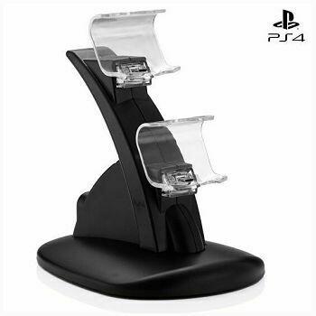 PS4 Cargador 2 controles