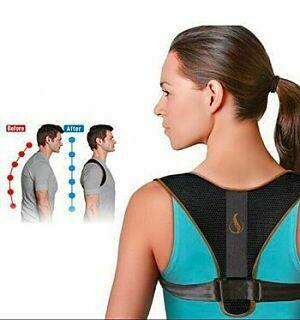 Corrector Postura Unisex