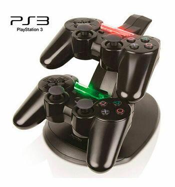 PS3 Cargador doble
