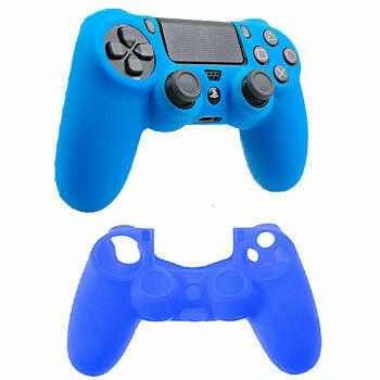 PS4 Funda Para control - Azul