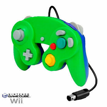 Control GC Wii y switch