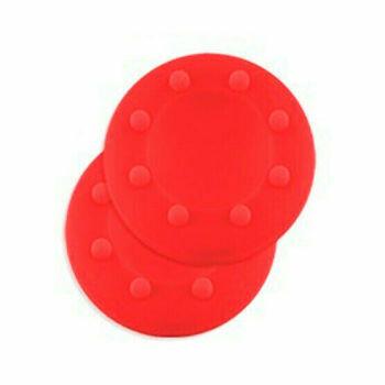 PS4 Gomitas para Control (1 par) Rojo