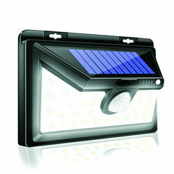 Lampara solar LED 52 Luces