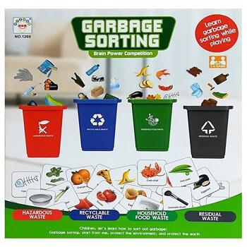 Juguete - Clasificación de basura