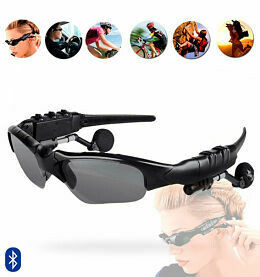 Lentes Bluetooth MP3+ Micro