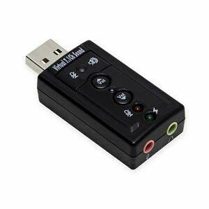 Adaptador Audio 7.1 USB