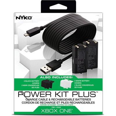 Kit de Xbox one 2 baterias + cable cargador