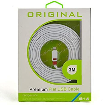 Cable Iphone 3 metros