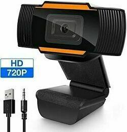 Web Cam HD con microfono