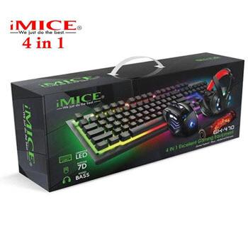 Combo Gaming 4 en 1