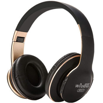 Audifonos Bluetooth Negros