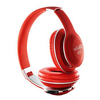 Audifonos Bluetooth Rojos