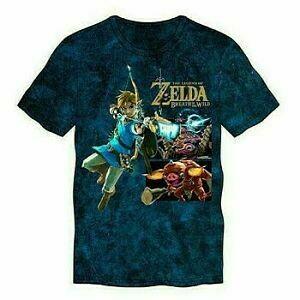 Tshirt Original Zelda Link With Medium