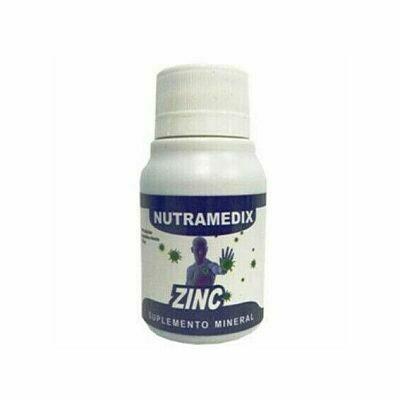 Zinc 15mg (100 unidades)